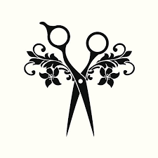 Hair stylist skull clipart black and white clip art transparent download Image result for hair stylist clipart | Silhouette Crafts | Salon ... clip art transparent download