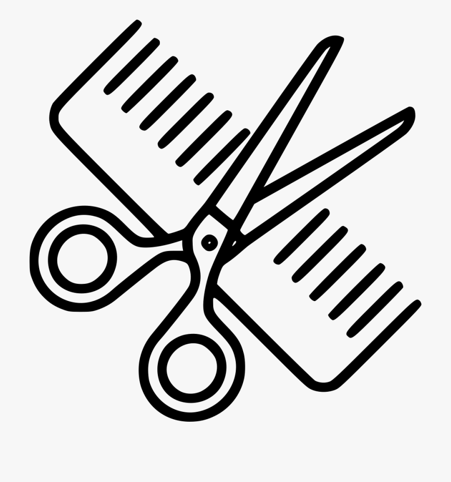 Hairstyling clipart vector library stock Hairstyling Svg Png Icon Free Download - Hair Styling Png, Cliparts ... vector library stock