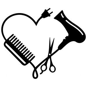Hairstyling clipart clip free download Hairstyling clipart 1 » Clipart Station clip free download