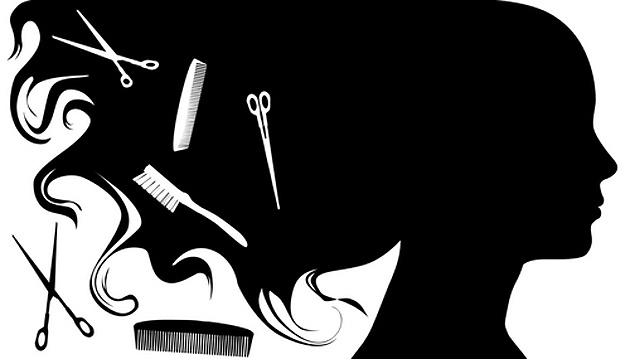 Hair stylist logo clipart png black and white download Hair Salon Clipart & Look At Clip Art Images - ClipartLook png black and white download