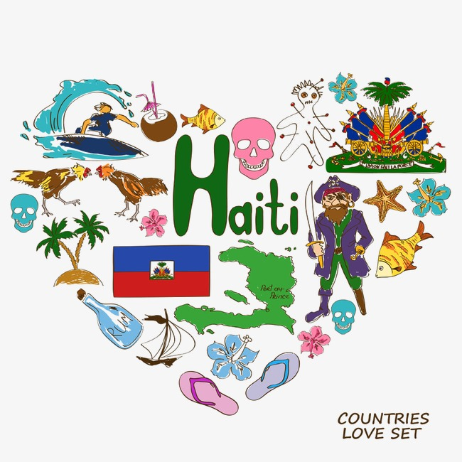 Haitian clipart jpg royalty free download Haiti Royalty-free Clip Art - Haitian Png #287667 - Clipartimage.com jpg royalty free download
