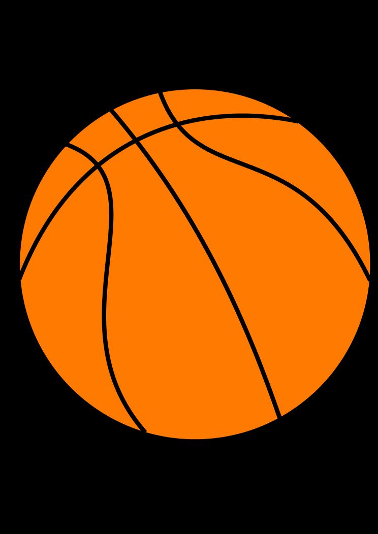 Half basketball clipart picture freeuse download File:Meuble héraldique ballon-basket.svg - Wikimedia Commons picture freeuse download