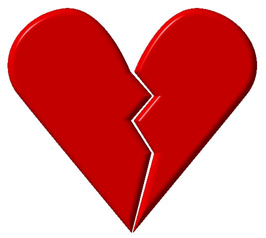 Half a heart clipart transparent download Half Heart Clipart #1   Clipart Panda - Free Clipart Images transparent download