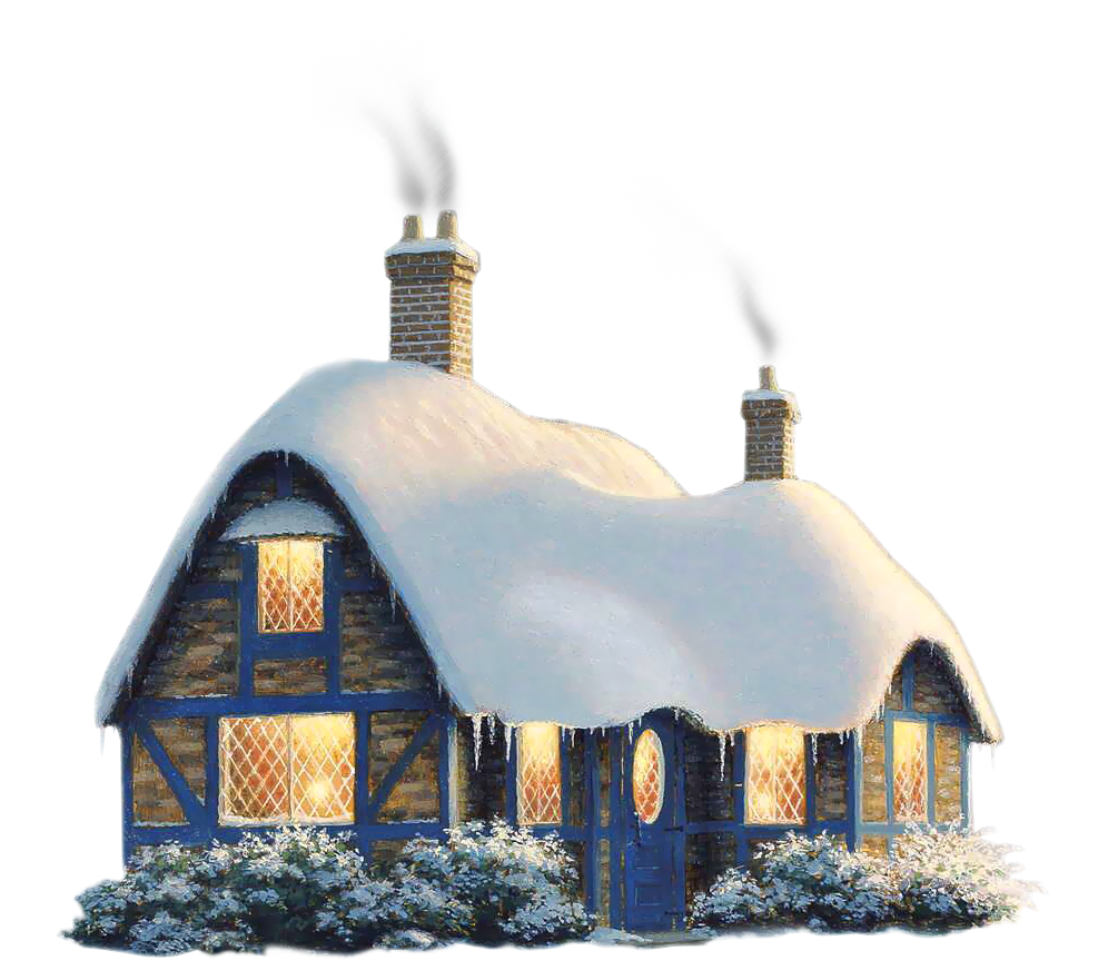 Hut house clipart clip art royalty free download Transparent Snowy Winter House PNG Clipart | Gallery Yopriceville ... clip art royalty free download