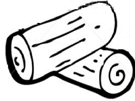 Half of a log clipart black and white clip art black and white Fruits Clipart Black And White | Free download best Fruits Clipart ... clip art black and white