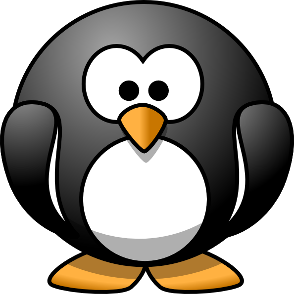 Penguin reading a book clipart graphic black and white library One of the cutest cartoon animations ever | cute cartoon animations ... graphic black and white library