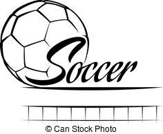 Half soccer ball clipart image royalty free library Half soccer ball clipart - ClipartFest image royalty free library