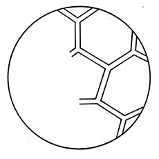 Half soccer ball clipart banner black and white download soccer coloring pages free coloring pages. boy further big hero 6 ... banner black and white download