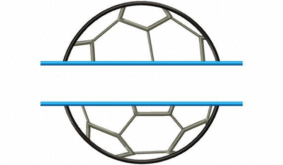 Half soccer ball clipart clip art black and white download Half soccer ball clipart - ClipartFest clip art black and white download