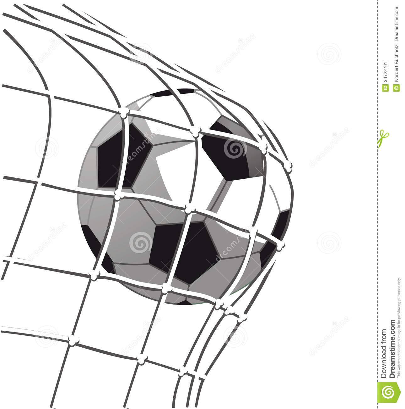 Half soccer ball clipart banner royalty free Soccer ball clipart goal - ClipartFest banner royalty free