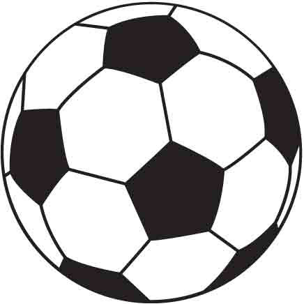 Half soccer ball clipart clipart freeuse download Soccer Ball And Basketball - ClipArt Best clipart freeuse download