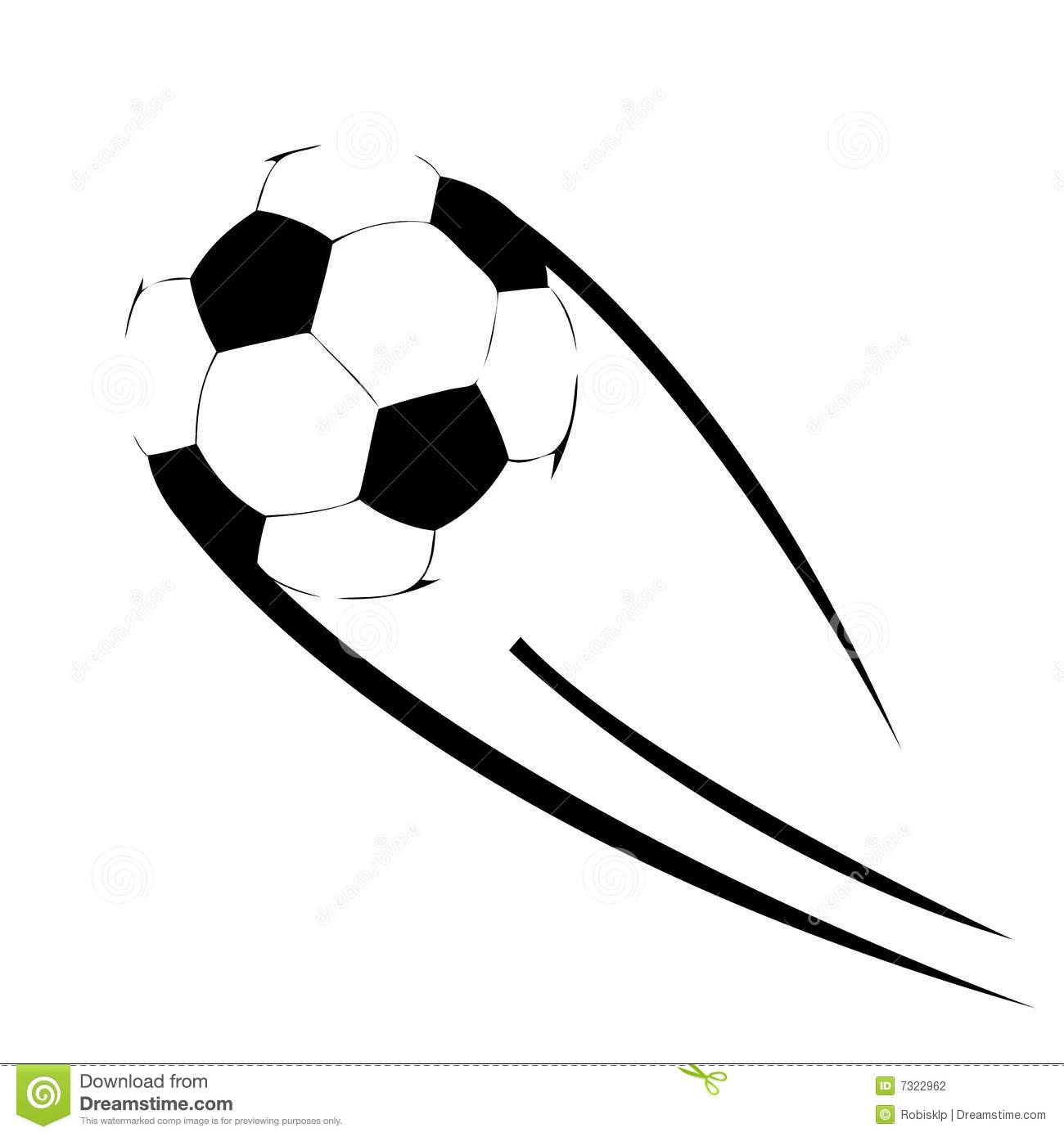 Half soccer ball clipart image Soccer ball clip art download - ClipartFest image