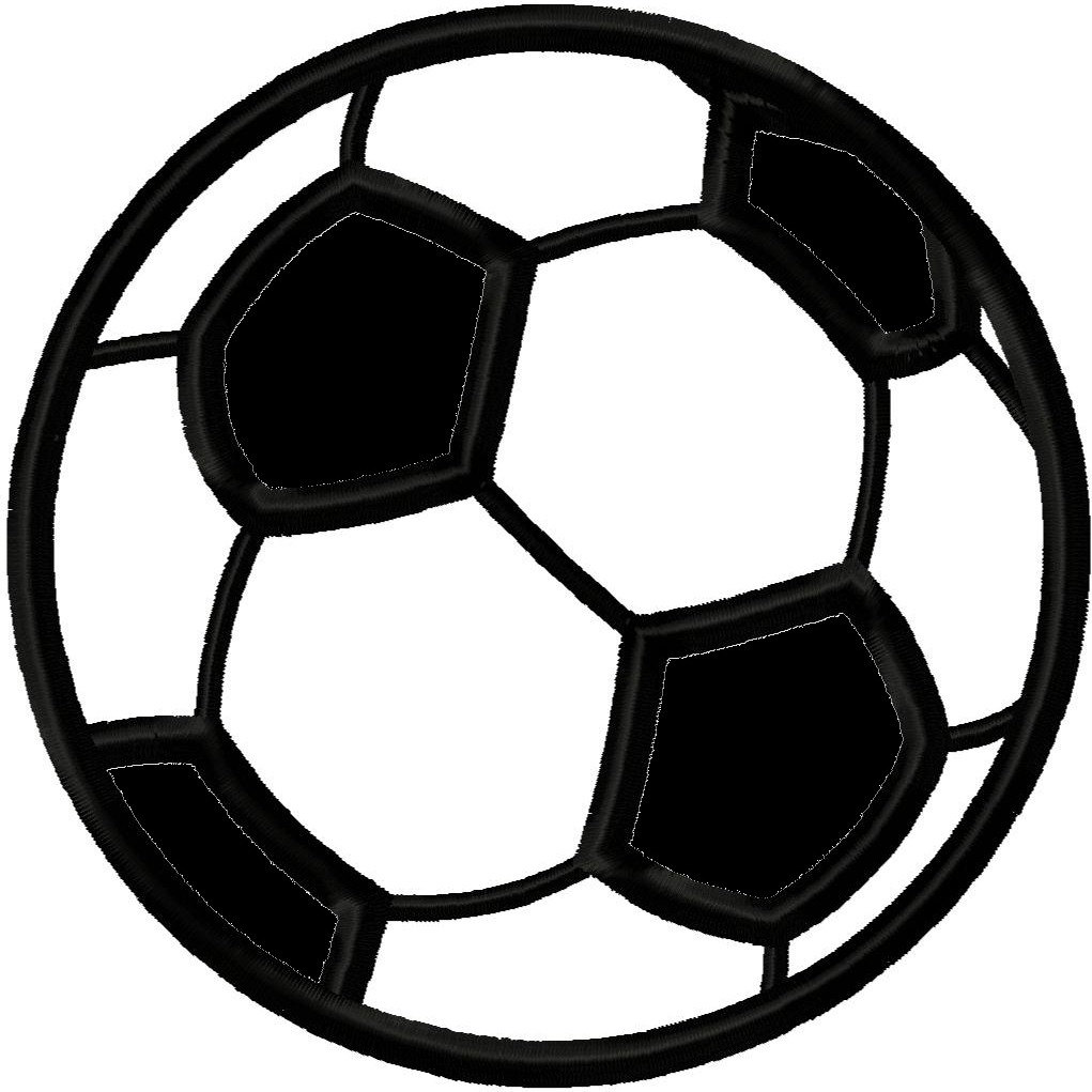 Adidas ball clipart banner black and white Free Football Ball, Download Free Clip Art, Free Clip Art on Clipart ... banner black and white