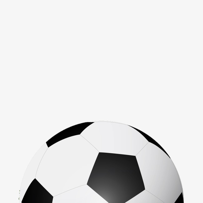 Half soccer ball clipart black and white clip art free stock Half Football Png & Free Half Football.png Transparent Images #13096 ... clip art free stock