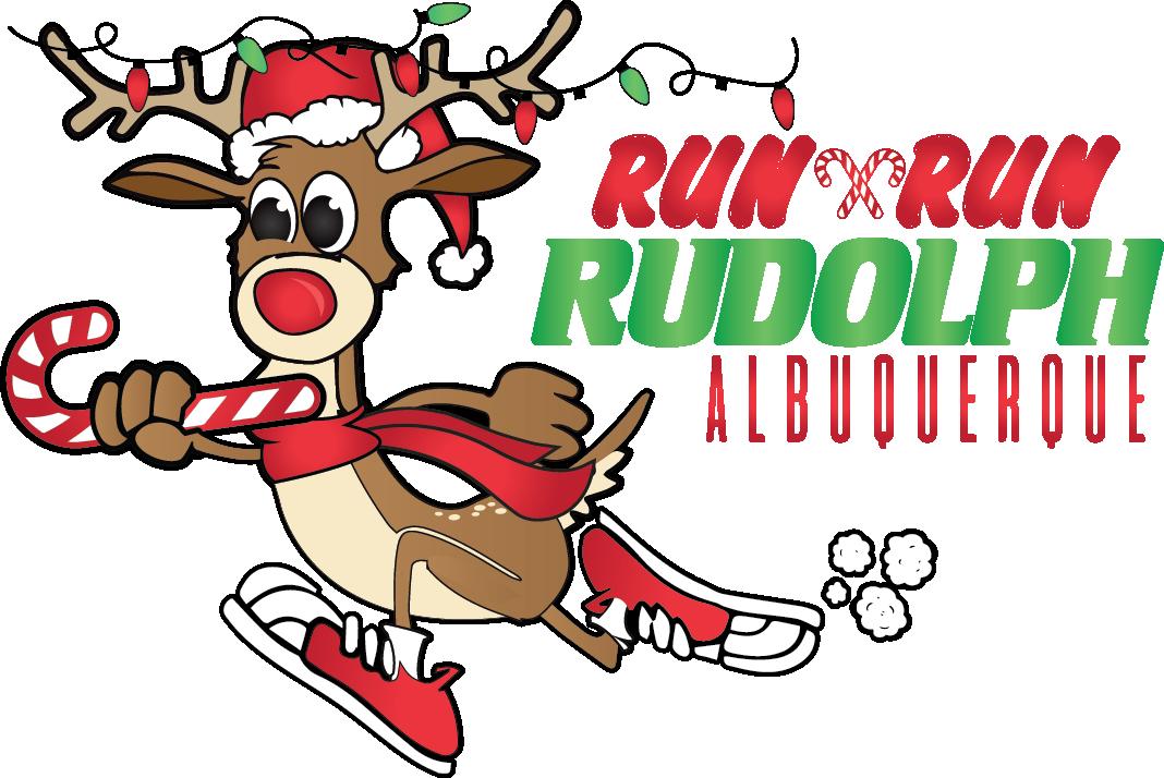 Half softball half basketball clipart graphic freeuse Albuquerque Run Run Rudolph Half Marathon, Quarter Marathon, 5K and ... graphic freeuse