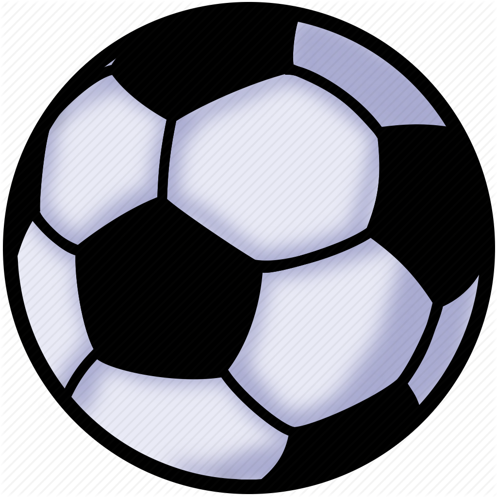 Halftone football clipart jpg transparent library Sports balls' by Sufyan jpg transparent library