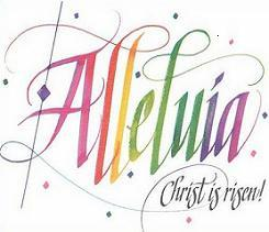 Hallelujah clipart free