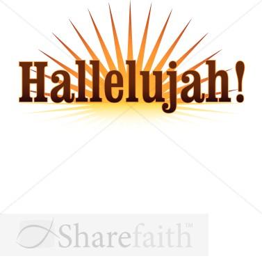 Hallelujah clipart free svg stock Hallelujah clipart » Clipart Station svg stock