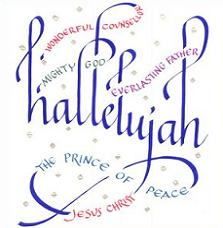 Hallelujah clipart free picture stock Free Hallelujah Clipart picture stock