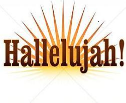 Hallelujah clipart free clip art library download Free Hallelujah Clipart clip art library download