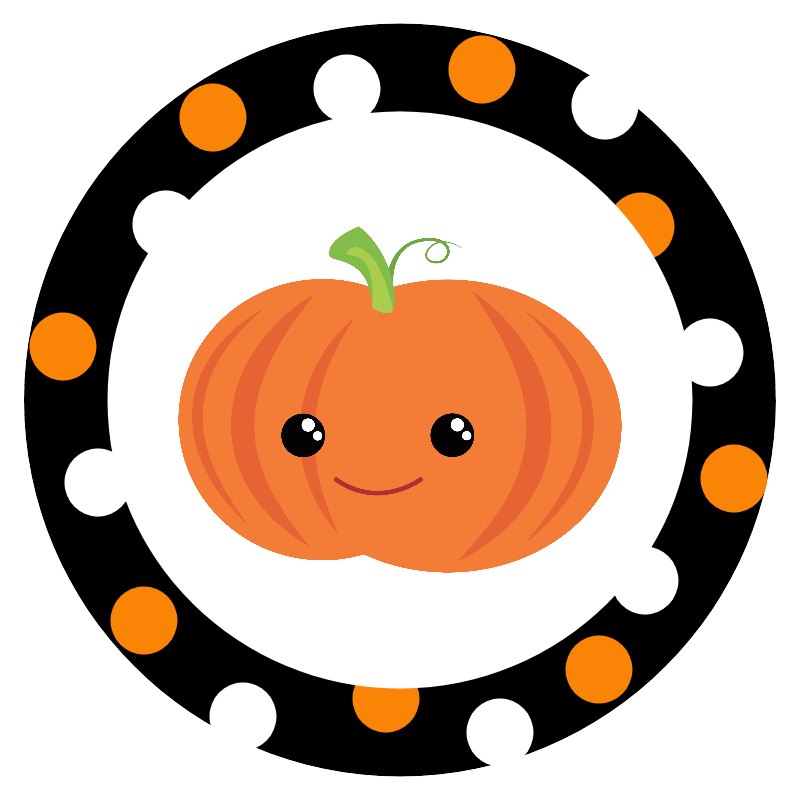 Halloweed fun and food clipart svg library Free Printable Halloween Stickers | CLIP ART - HALLOWEEN 1 - CLIPART ... svg library