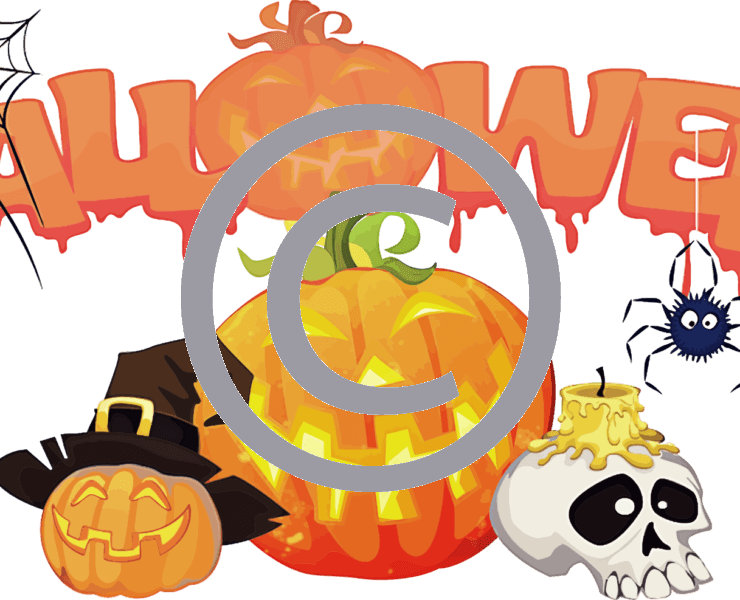 Halloween decoration clipart clip art download Web Elements – TigerStock clip art download