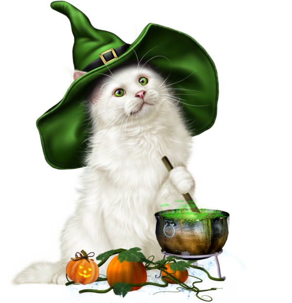 Halloween animal clipart picture transparent stock animaux halloween chats chatons halloween | Animal Clipart | Pinterest picture transparent stock