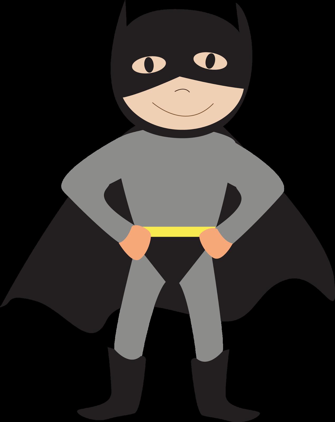 Halloween superheroes clipart jpg free library Baby Superheroes Clipart. - Oh My Fiesta! for Geeks jpg free library