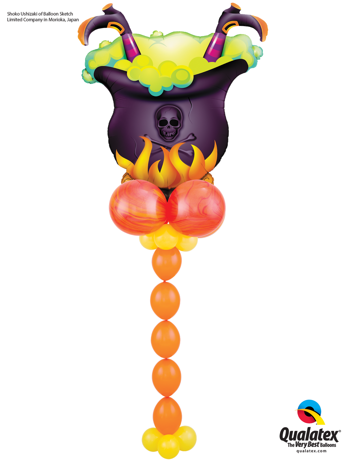 Halloween balloons clipart vector download The Very Best Balloon Blog: Trick or Treat - Inspiration for ... vector download
