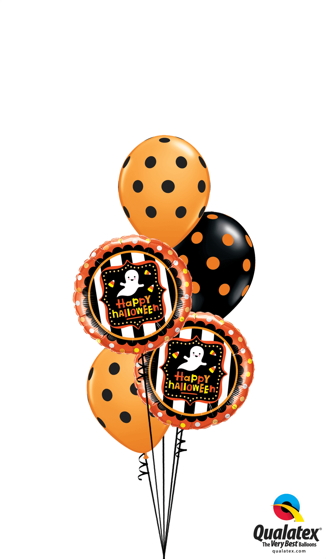 Halloween balloons clipart png freeuse download Halloween Balloons | Cindy's Balloons and Flowers png freeuse download