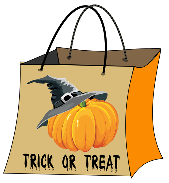 Halloween basket clipart png library 28+ Collection of Halloween Bucket Clipart | High quality, free ... png library