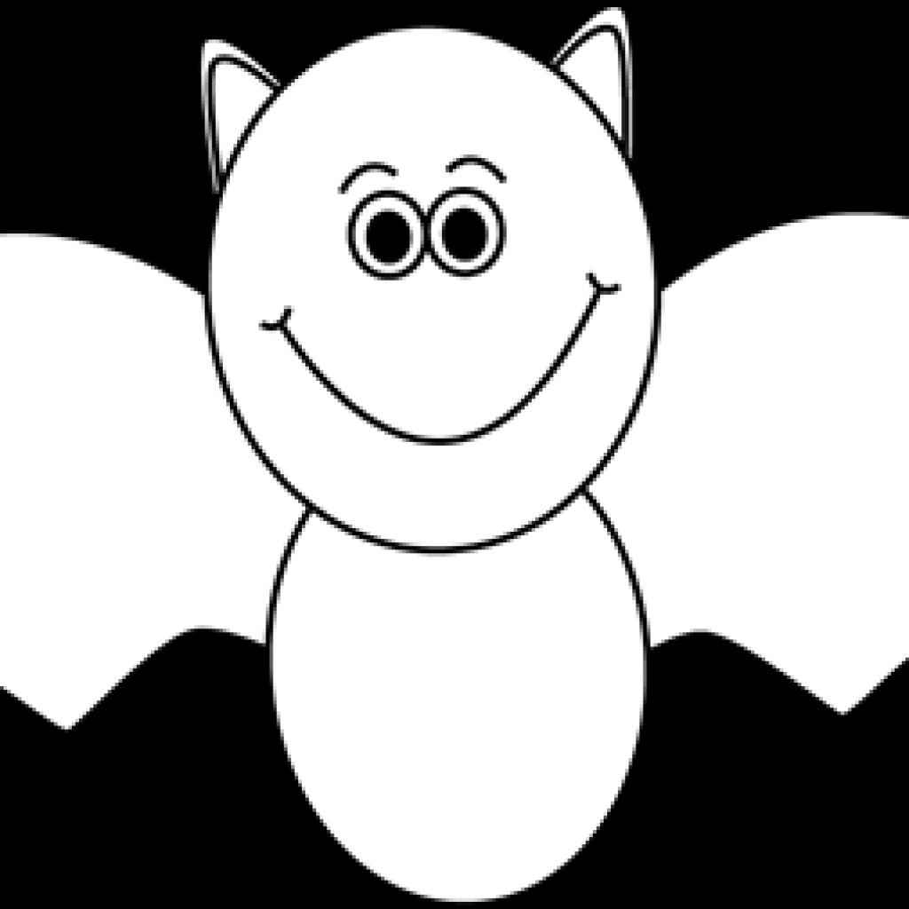 Halloween bat clipart black and white clip art royalty free Bat Clipart Black And White new year clipart hatenylo.com clip art royalty free