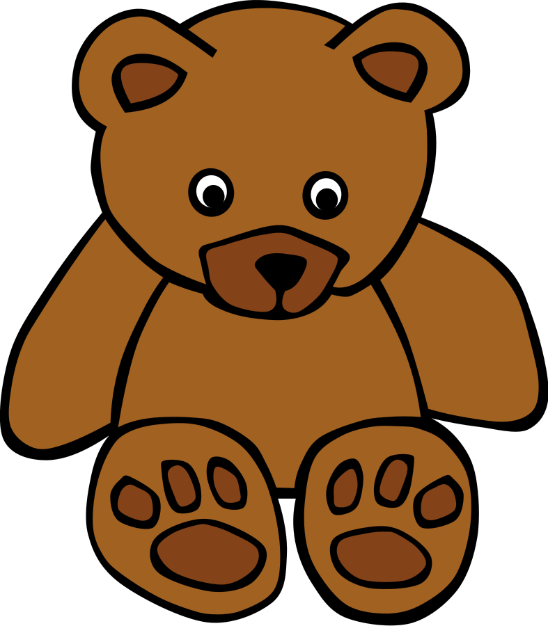 Halloween bear clipart graphic free Scary Bear Clipart at GetDrawings.com | Free for personal use Scary ... graphic free