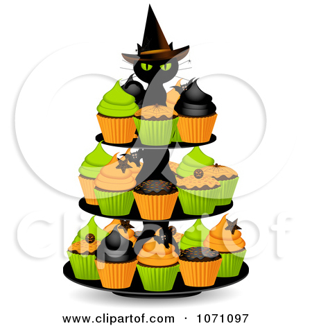 Halloween birthday cake clipart picture Halloween birthday clipart - ClipartFest picture