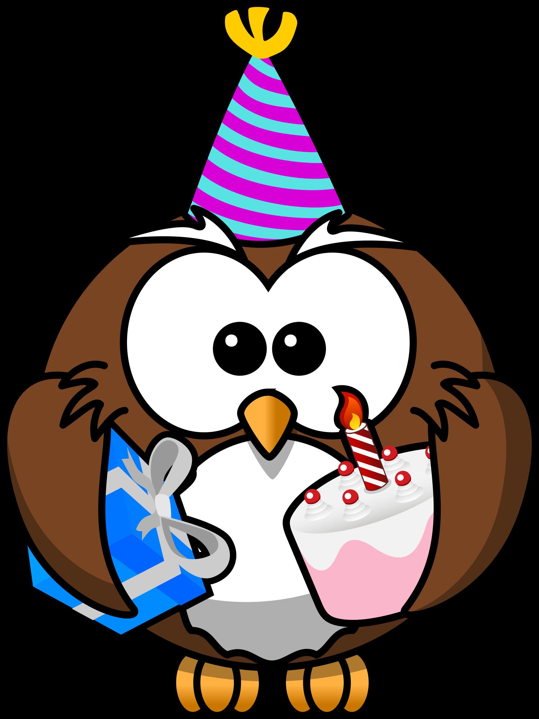 School celebration clipart graphic stock Green Owl Party Clipart graphic stock