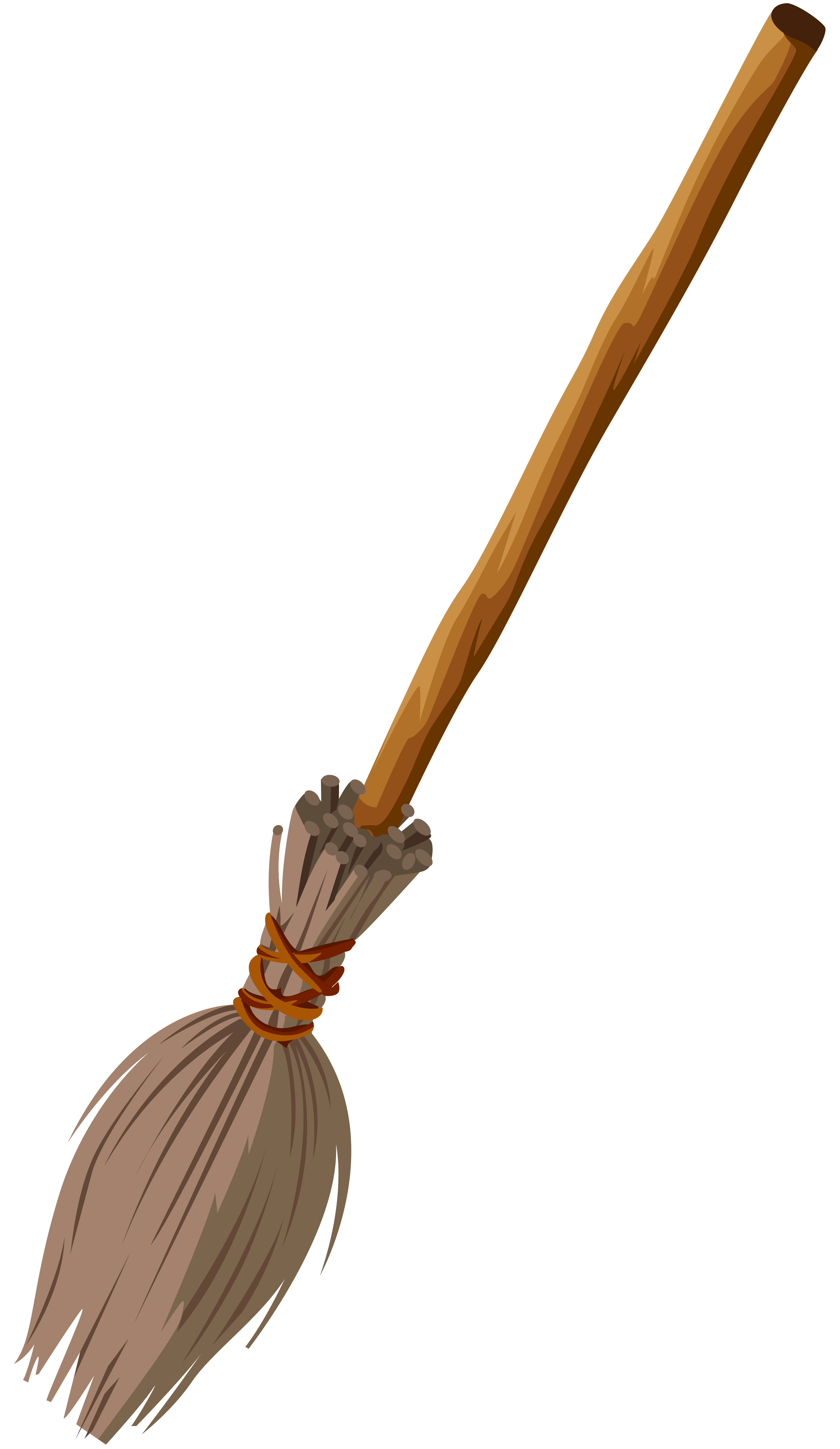 Halloween broom clipart freeuse stock Witch Broom Transparent Clip Art PNG Image   Gallery Yopriceville ... freeuse stock