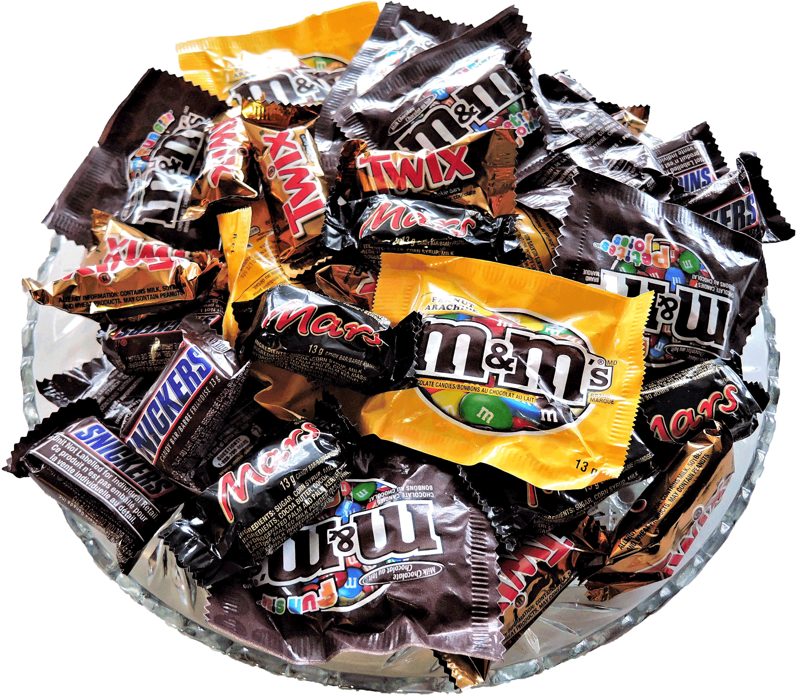 Halloween candy bowls clipart clip black and white Free Halloween PNG Images clip black and white