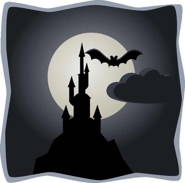 Halloween castle clipart clip transparent library Castle 5 Clip Art at Clker.com - vector clip art online, royalty ... clip transparent library