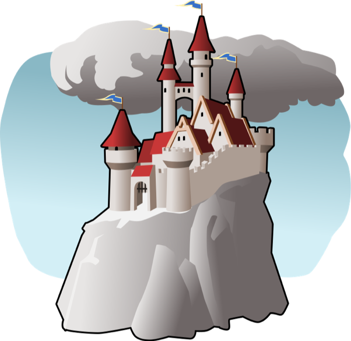 Halloween castle clipart jpg royalty free download Free Castle Clipart jpg royalty free download