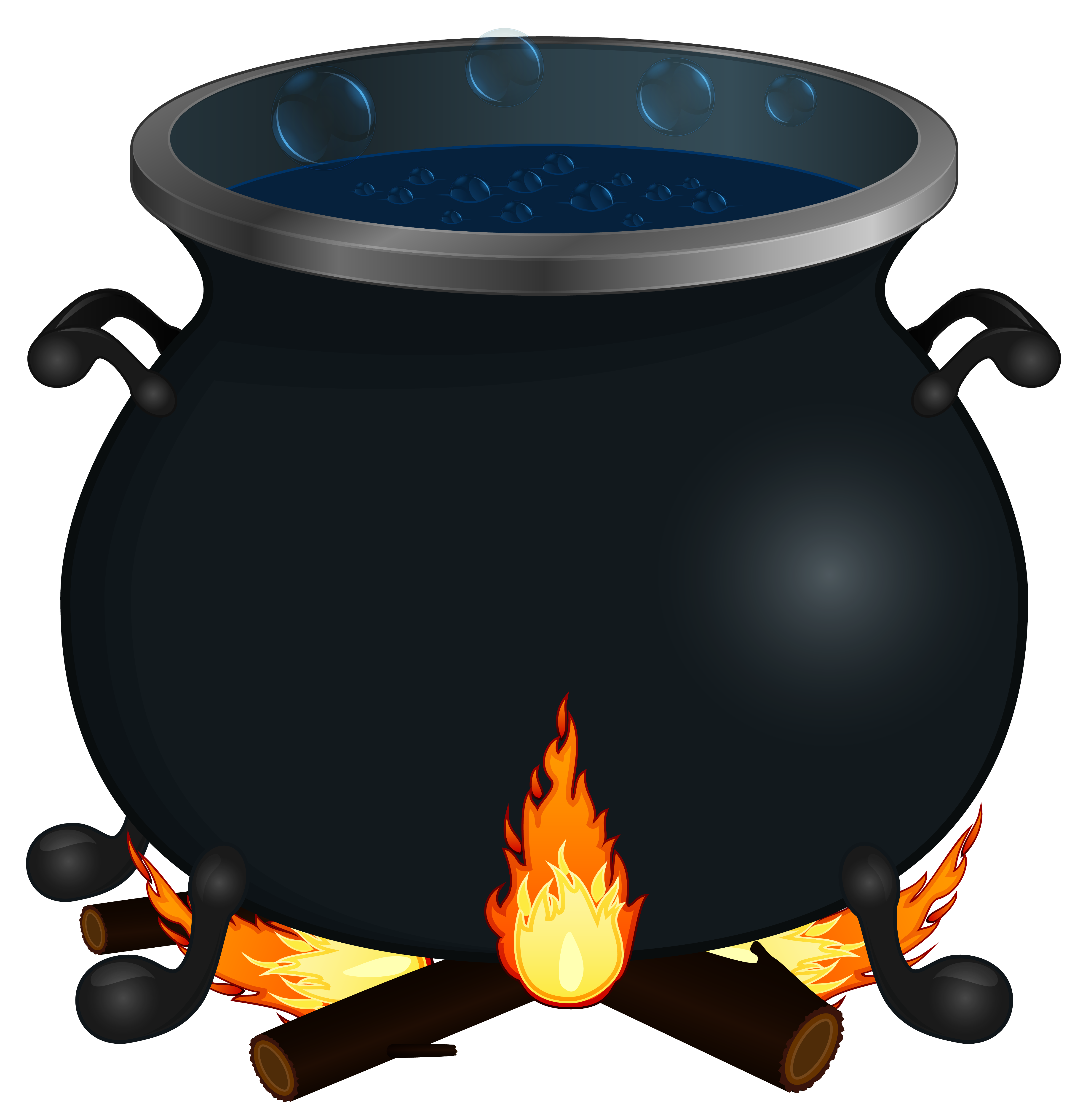 Halloween wallpaper clipart svg freeuse library Halloween Cauldron PNG Clipart Image | Gallery Yopriceville - High ... svg freeuse library