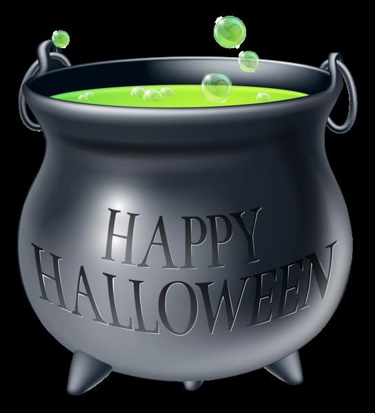 Halloween cauldron clipart banner Happy Halloween Witch Cauldron PNG Clipart Picture   Halloween ... banner