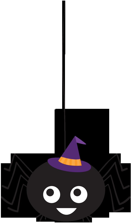 Halloween chandelier clipart clip black and white download Halloween - spider_hat.png - Minus | felt- holidays/ easter ... clip black and white download