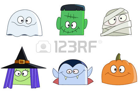 Halloween character pumpkin girl clipart clip art black and white library 6,044 Witch Girl Cliparts, Stock Vector And Royalty Free Witch ... clip art black and white library