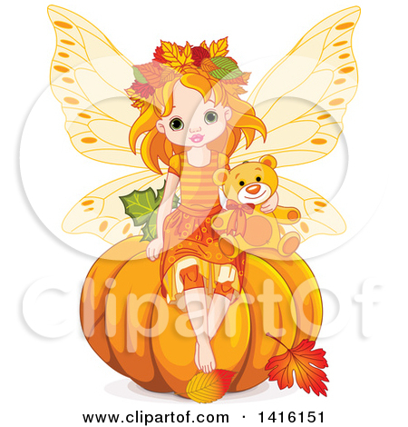 Halloween character pumpkin girl clipart clip art library library Royalty-Free (RF) Clipart of Thanksgiving Pumpkins, Illustrations ... clip art library library