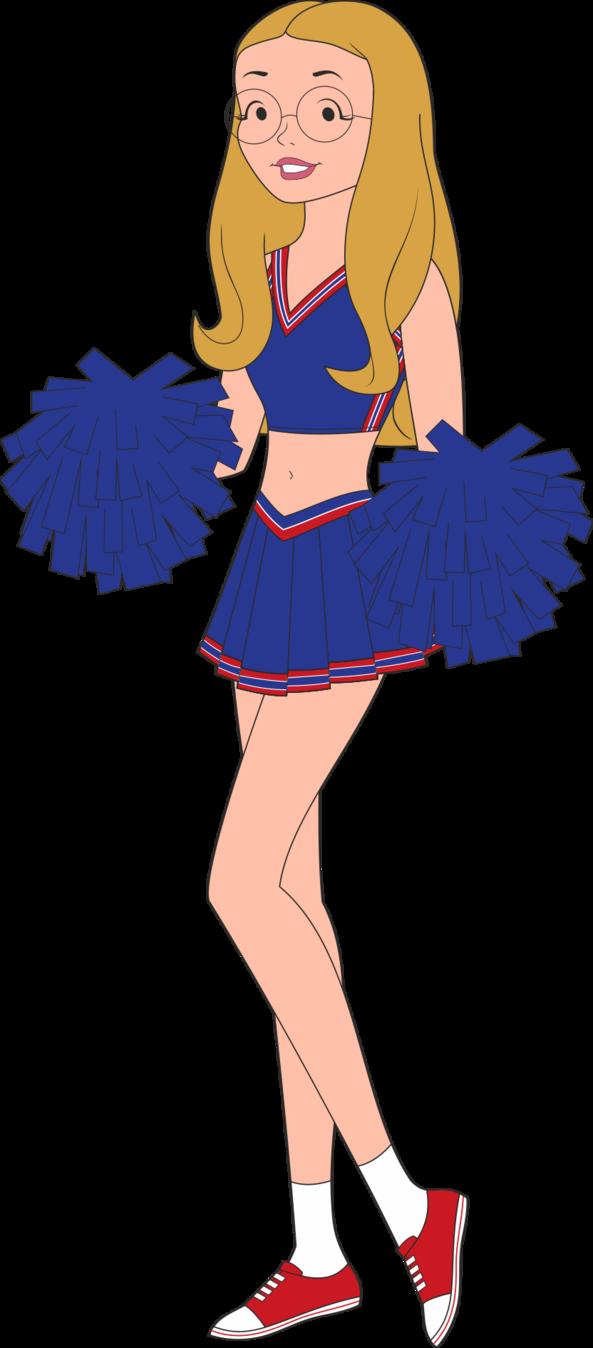 Halloween cheerleader clipart banner stock Jan Brady's 31 Days of Halloween Costumes - 2 by Juliefan21 on ... banner stock