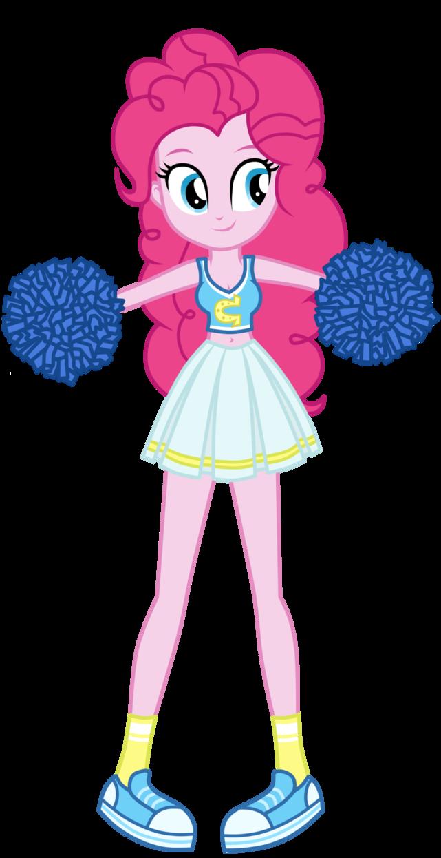 Halloween cheerleader clipart picture freeuse stock Cheerleader Pinkie Pie by MixiePie on DeviantArt | MLPFIM Kawaii ... picture freeuse stock