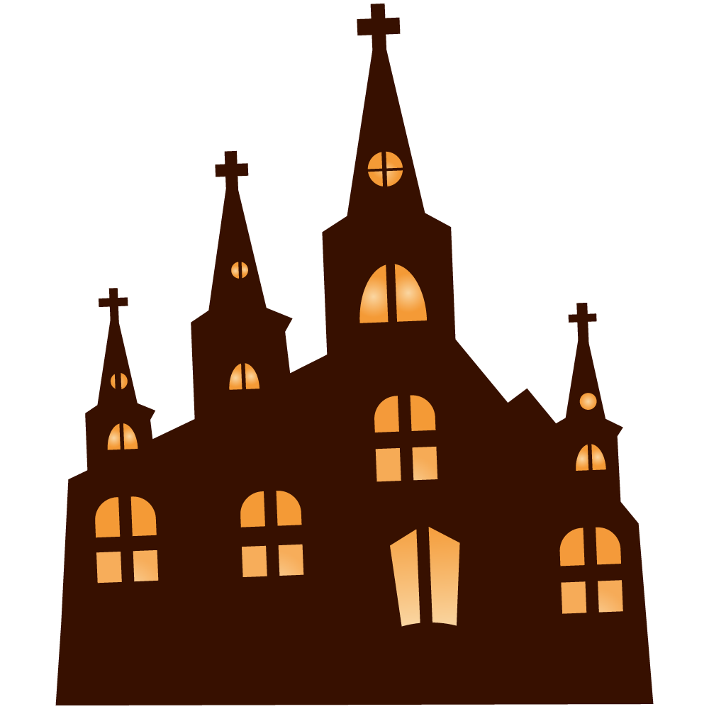 Halloween church clipart picture freeuse Church Clipart haunted - Free Clipart on Dumielauxepices.net picture freeuse