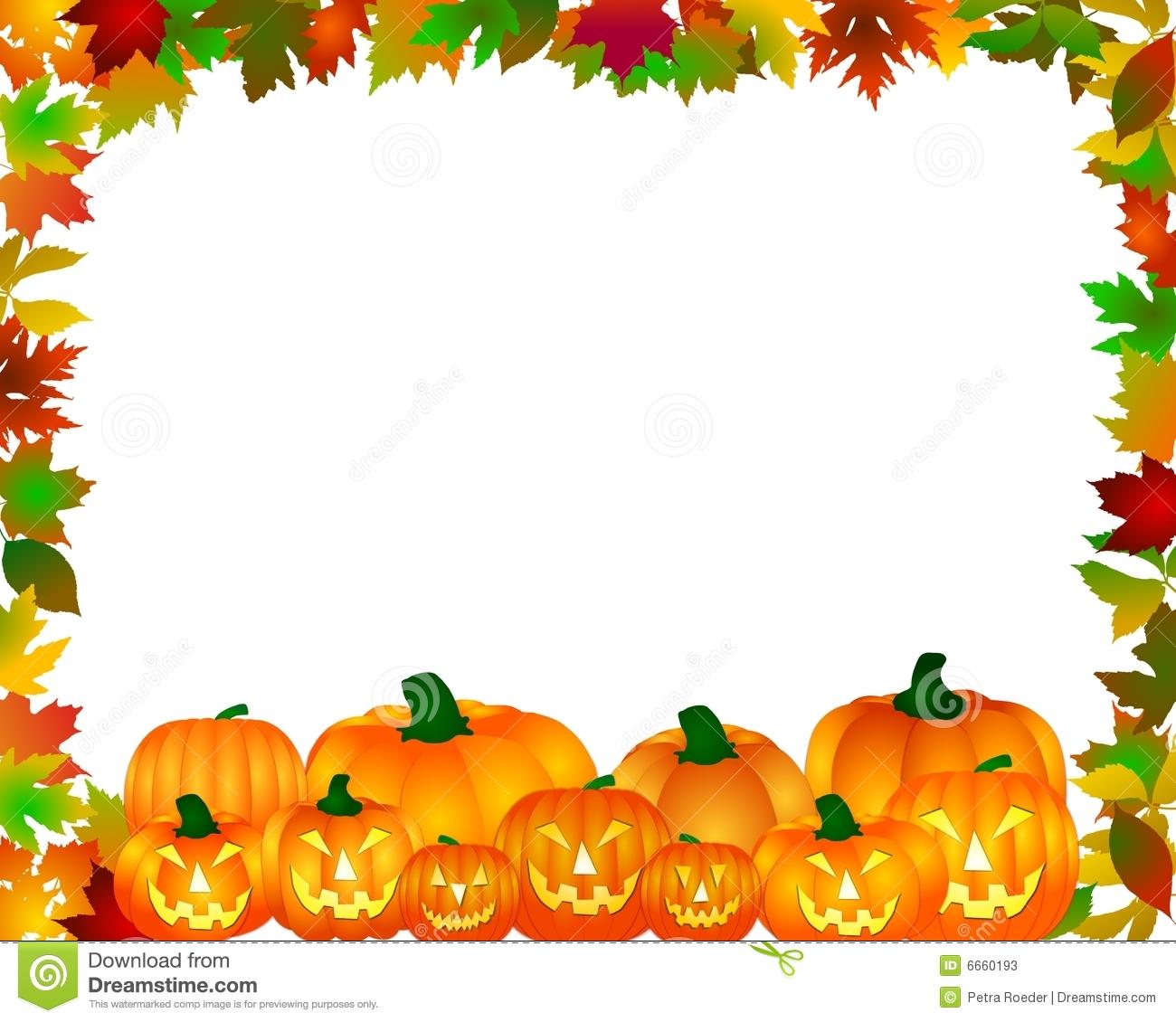 Halloween clip art borders jpg library Halloween Border Clip Art & Halloween Border Clip Art Clip Art ... jpg library