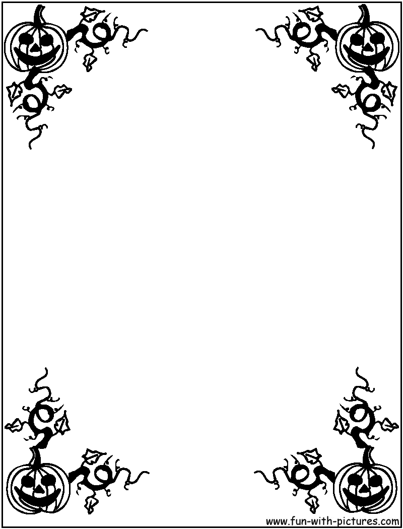 Halloween clip art borders graphic royalty free library Bat page border. Free downloads at http://pageborders.org/download ... graphic royalty free library