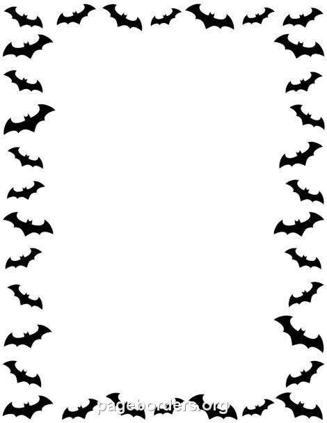 Halloween clip art borders image stock Free Halloween Borders: Clip Art, Page Borders, and Vector Graphics image stock